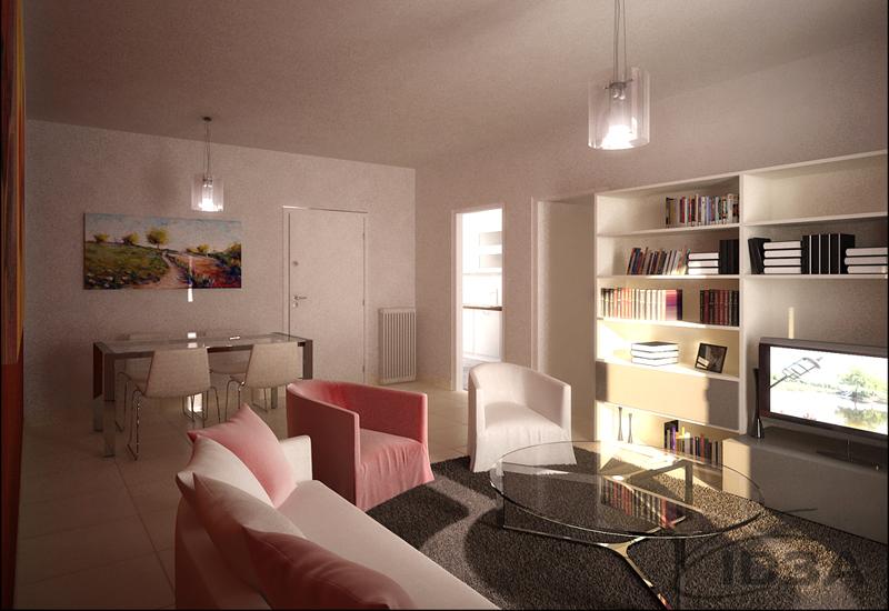 Appartamenti Bilocali Residenza Alpi