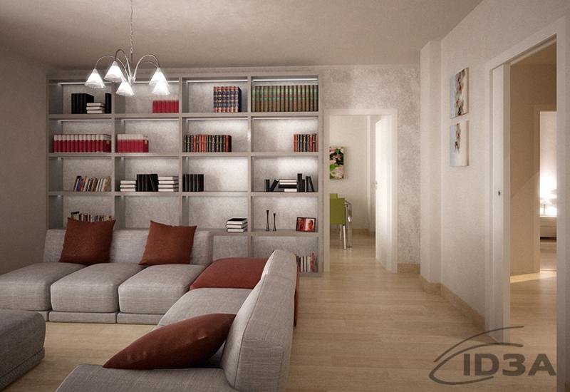 Appartamenti Trilocali Residenza Alpi