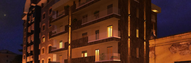 Nuovo immobile residenziale